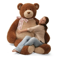 "42"" Giant teddy"