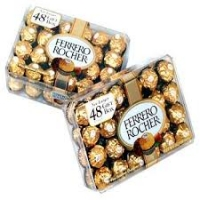 96 pieces of Ferrero