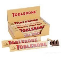 12 x Toblerone milk 50 g.