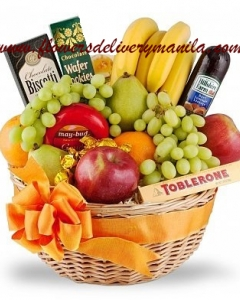 Elite Gourmet Fruit Basket